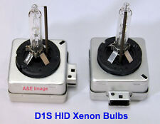 D1S 6000K 35W Factory Fitted Xenon HID OEM Replacement Bulbs Blue white Light