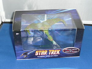 STAR  TREK  KLINGON BIRD OF PREY
