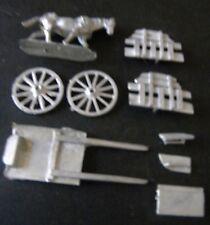 SGTS MESS HD4 1/72 Diecast Cart & Horse