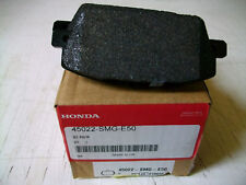 GENUINE HONDA CIVIC FRONT BRAKE PAD SET 2006-2012