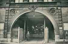 Paris, la nouvelle gare routière Vintage silver print Tirage argentiqu