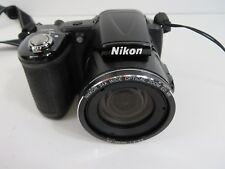 Nikon Coolpix L830 16.0 Mexapixels Digital Camera With Case Logic Bag #7061