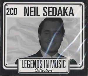 Legends ~ Neil Sedaka - 2 CD - NEUF