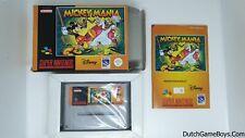 Mickey Mania - Super Nintendo - Snes