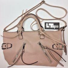 Latique New Blush Becky Satchel Women's handbag Eco Friendly