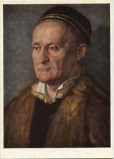 Alte Kunstpostkarte - Albrecht Dürer - Bildnis des Jacob Muffel