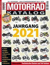 Motorrad-Katalog 2021