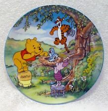 New ListingWinnie the Pooh Collector Plate Bradford Exchange