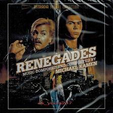 Renegades - OST Intrada [1989/2012] | Michael Kamen | CD NEU