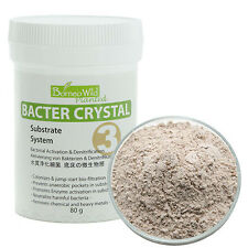 BorneoWild Bacter Crystal 80g Colonizes Filter System with Healthy Bacteria