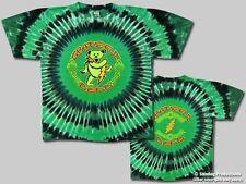 3XL Dancing Bear Grateful Dead Tie Dye shirt - great St. Patrick's Day gift! new