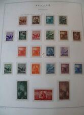 1945 ITALIA REPUBBLICA SERIE DEMOCRATICA COMPLETA 23 VALORI  MNH**