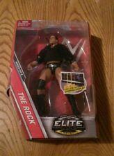 THE ROCK WWE ELITE 47 B MATTEL ELITE FIGURE