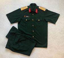 RARE Current Vietnamese Army Officer's Uniform / Vietnam Infantry Captain