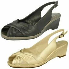 Ladies K's By Clarks Sandals - Bee Blest