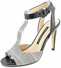 French Connection Women's 100% Leather Heels