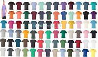 Bella Canvas Unisex Short Sleeve 48 University Colors Jersey T-Shirt NEW - 3001