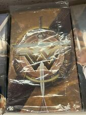 JUSTICE LEAGUE WONDER WOMAN TRAINING ARMOR 1/6 SCALE FIGURE HOT TOYS MMS