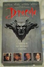 BRAM STOKER'S DRACULA (vhs,1993,french,hi-fi) working condition