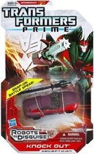 Transformers Prime Robots in Disguise Knock Out Deluxe Action Figure