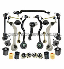 CONTROL ARM ARMS BALL JOINT TIE ROD STRUT SHOCK MOTOR MOUNT KIT for BMW E24 E28