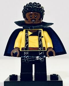 Lego Star Wars Young Lando Calrissian Minifigure (SW0923) From Set 75212