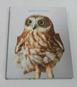 Birdland by Leila Jeffreys (English) Hardcover Book