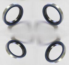 """4x th-873 2rs 36/45 41x6.5x36 ° (36/45 °) 41mm 1/8"""" tipo impositivo rodamientos de bolas fsa 873"""