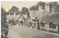 Isle of Wight Postcard - The Old Village - Shanklin   ZZ1051