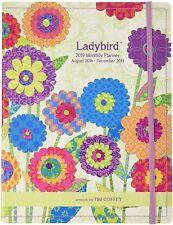 LADYBIRD - 2019 MONTHLY PLANNING CALENDAR - LANG PLANNER 50007