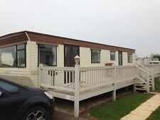 Caravan At Butlins Skegness school holidays 3 bed 9 berth. 18th August 7 nights