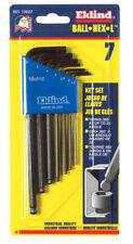 Eklind Metric Mm Long Arm Ball Hex L Key Allen Wrench 7 piece Set or (1) Size