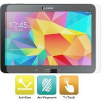 SAMSUNG GALAXY TAB 4 10.1 ANTI FINGERPRINT ANTI-GLARE SCREEN PROTECTOR LCD FILM
