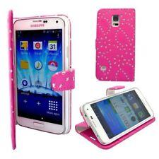Fundas y carcasas Samsung Para Samsung Galaxy S5 color principal rosa para teléfonos móviles y PDAs