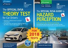 2018 DVSA Driving Car Theory Test Book - and 2018 Hazard Perception DVD-ROM