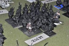 flintloque undead Zombieski  line infantry 21 figures (as photo) {16} (20639)