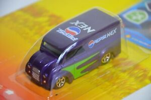 Hot Wheels 2007 Pepsi NEX JAPAN Exclusive Dairy Delivery Seven-Eleven Store VHTF