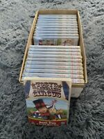Job lot of x20 toby's Travelling Circus - Banana Drama (DVDs, 2013) NEW SEALED