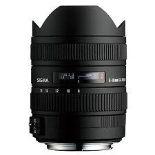 Sigma 8-16mm f/4.5-5.6 DC HSM FLD Lens (for Nikon) *NEW*