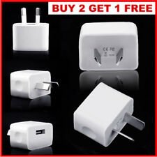 5V 2A AU Plug USB Wall Charger Power Adapter ANDROID Apple iPhone X 8 7 6 6S SE