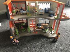 playmobil hospital 6657