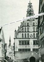 Bad Waldsee - Rathaus - um  1960            S 13-10