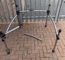 More details for alesis strike pro chrome drum rack 3 sides plus extras #654