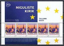 PERSOONLIJKE POSTZEGELS VELLETJE INTERNAT. - EUROPESE HOOFDSTEDEN - TALLIN