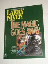 DC Larry Niven THE MAGIC GOES AWAY Graphic Novel TPB Trade Paperback