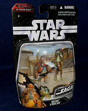 Star Wars Saga Collection DUD BOLT & MARS GUO Action Figure #51 Hasbro 2006