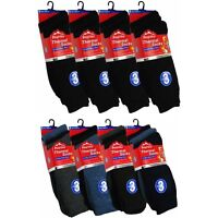 3 PACK MENS THERMAL HEAT WARM SOCKS THICK WINTER WORK HIKING UK 6-11