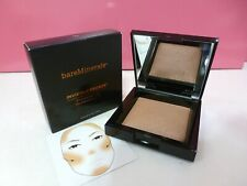 bareMinerals Invisible Bronze Powder Bronzer .24 oz. Full Size New Boxed - Tan
