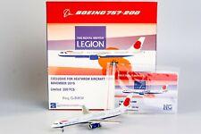 NG model 1/400 British Airways Boeing 757-200 G-BIKW Poppy miniature 53128