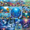 Full Drill 5D Diamond Painting Underwater World Cross Stitch Kits Embroidery Art